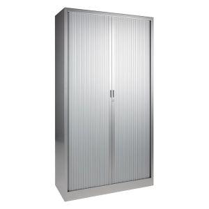 Welltrade jaloeziedeurkast aluminium (jakni15)
