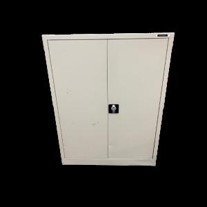 Welltrade 2-deurskast creme (2dk7)