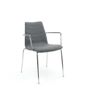 Welltrade Vergaderstoel Seat (vsni81)