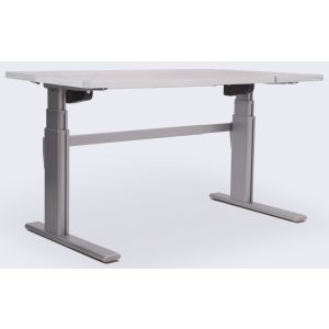 Welltrade elektrisch zit / sta bureau showroom model (bu993s)