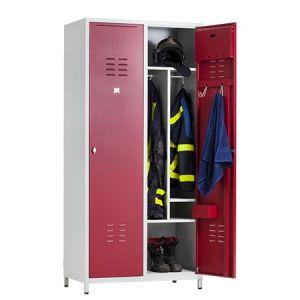 Welltrade Brandweer Garderobekast (gard05)