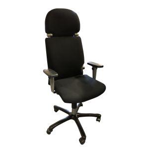 Comforto type 77 bureaustoel nieuw gestoffeerd (bs822)