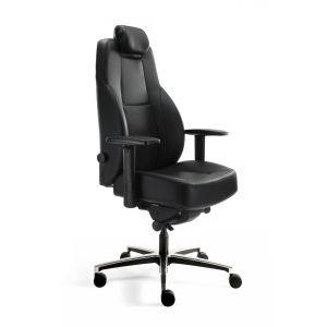Welltrade 24-uurs stoel Leder (bsni124)