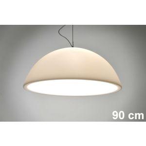 Aad Verboom Lamp Wit met groen  (lamp718)