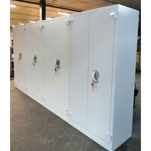 Sistec Brandvertragende kast (bvk2s)