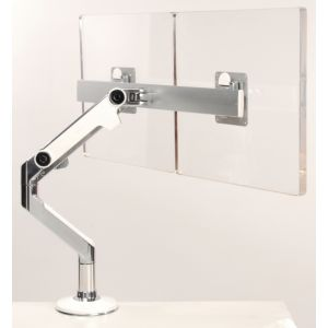 Welltrade Dubbele monitor arm (catrans02)