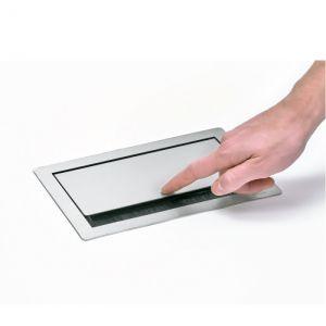 Inbouwsysteem Fliptop 3x Stroom (elec05)