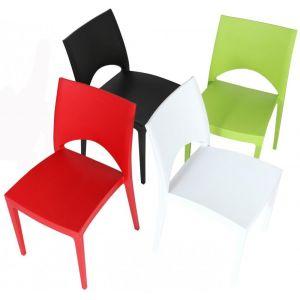 Kunststof kantine stoel(ks1001)