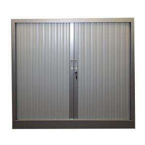 Welltrade jaloeziedeurkast aluminium (jkn61)