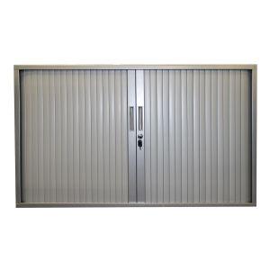 Welltrade jaloeziedeurkast aluminium (jkn9)