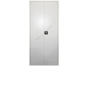 Welltrade tweedeurskast 195 cm hoog (2dkni143)