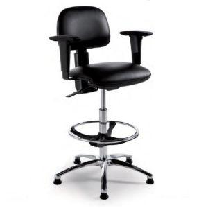 Welltrade Werkstoel (wsni09)