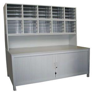 Welltrade Postkamer kast (postsorteertkastP01)