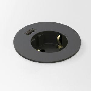 Welltrade inbouw dot 60MM(elec015)