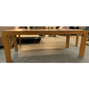 Welltrade eiken tafel (vt121)