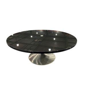 Welltrade vergadertafel met glasplaat (vt36)