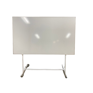 Welltrade whiteboard verrijdbaar (whiteb11)
