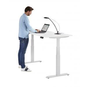 Elektrisch verstelbaar bureau (bune010)