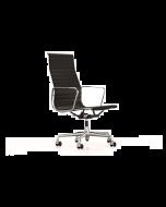 Vitra EA119 lederen bureaustoel (bs951)